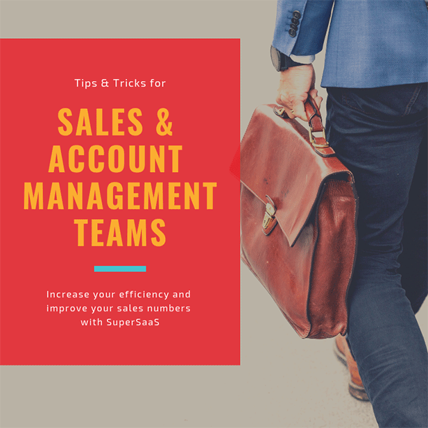 Making The Most Out of SuperSaaS for Sales and Account Management Teams