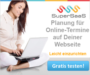SuperSaaS Werbebanner Medium Rectangle 300x250